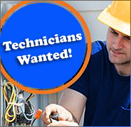 Techs Wanted